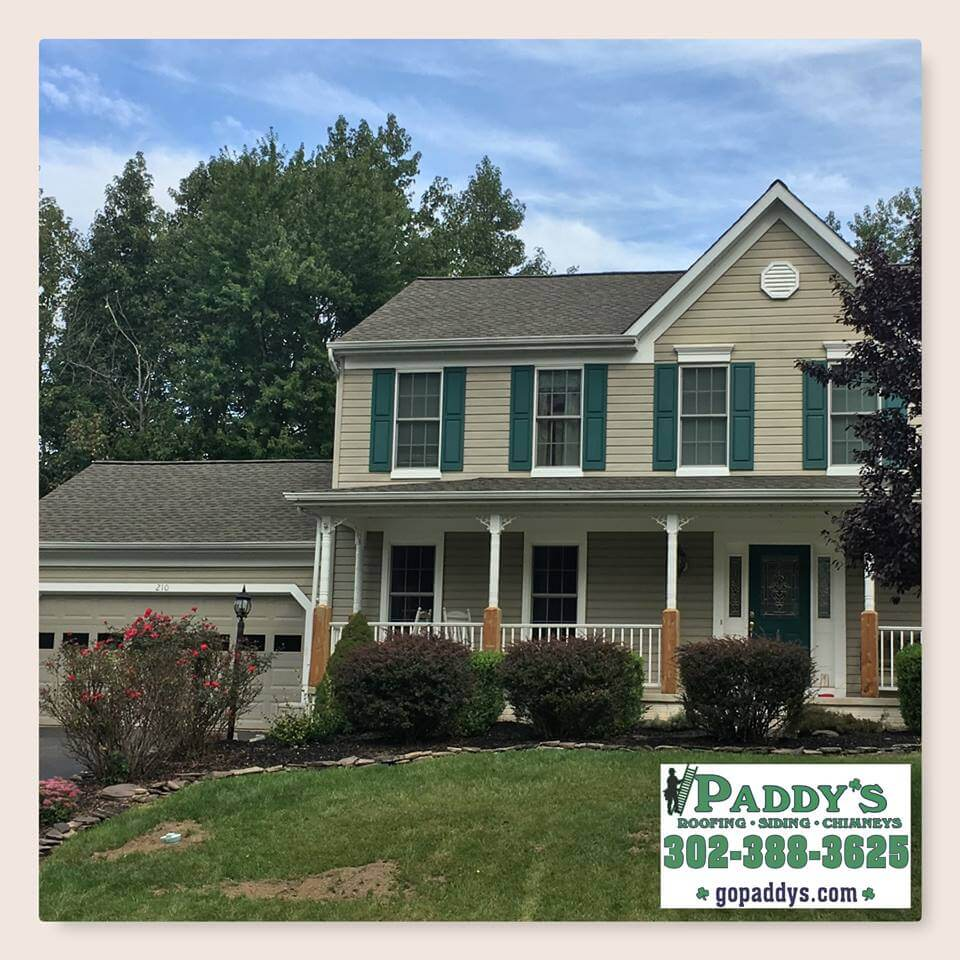 Paddy S Roofing Siding Chimneys And More Delaware On